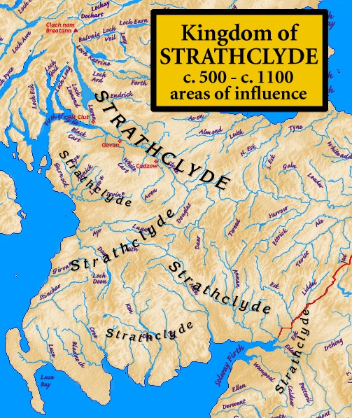 The Succession in the Kingdom of Strathclyde